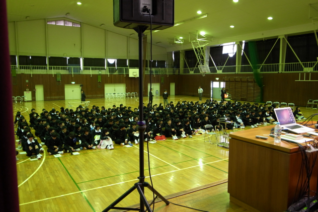 茨城県立竜ヶ崎第一高等学校: 桜...